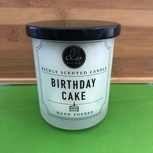 DW HOME 🎂BiRTHDAY CAKE 1 WiCK SOY MiNi CANDLE